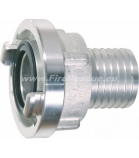 STORZ SUCTION COUPLING 52-C / Ø51 NOZZLE TOOTHED