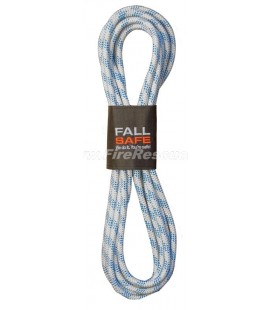 ICY WHITE STATIC ROPE 12 MM - 1 M