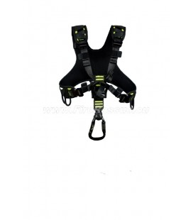FALL SAFE SPIDER ARACHNIDA CHEST HARNESS