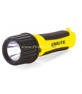 UNILITE PROSAFE ATEX-FL4 ZONE 0 LED TORCH