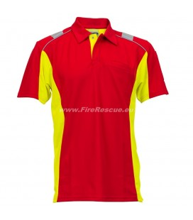 RESCUEWEAR POLO SHIRT MIX DYNAMIC