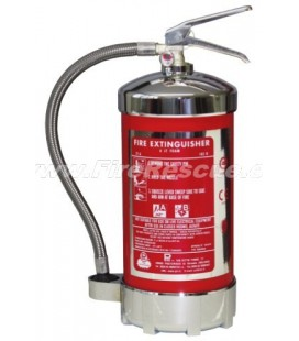 PII FIRE EXTINGUISHER FOAM AFFF 6 L CROM SERIES - F