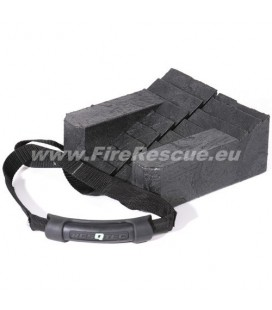 RESQTEC CRIB BLOCK SADDLE WEDGE WITH STRAP