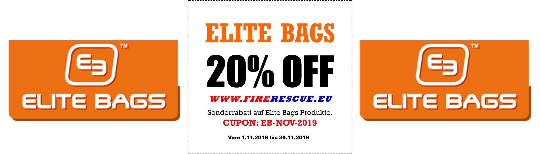 Exklusive 20% Rabatt - Elite Bags