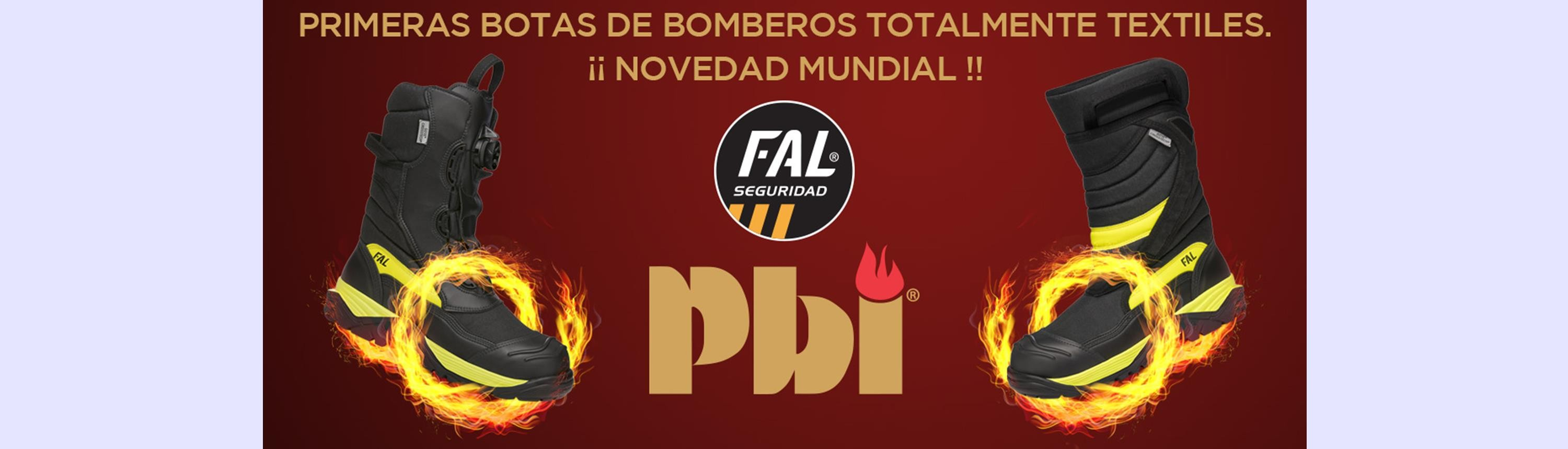 Fal Seguridad - PBI FireFighters Boots